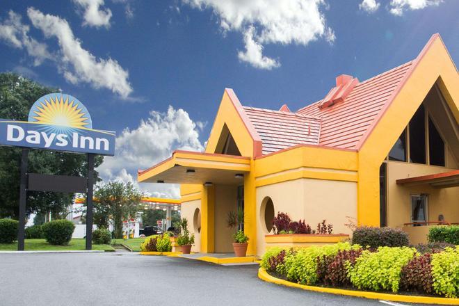 Days Inn Ocala North - Ocala - Edificio
