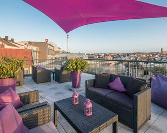 Best Western City Hotel Pirmasens - Pirmasens - Balcony