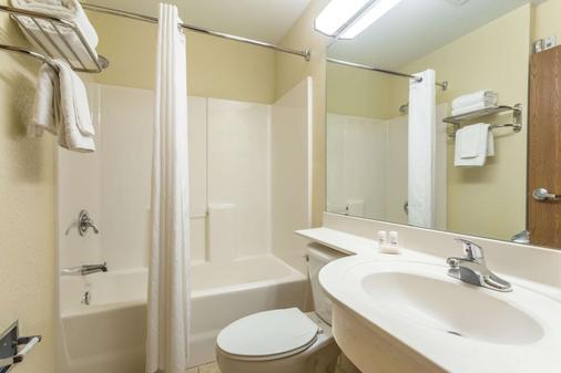 Microtel Inn & Suites by Wyndham Ocala - Ocala - Phòng tắm