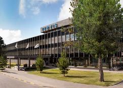 Spa Tervis - Pärnu - Clădire