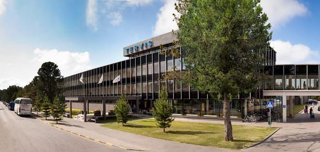 Tervis Medical Spa Hotel - Pärnu - Rakennus