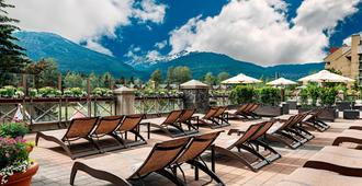 The Westin Resort & Spa, Whistler - וויסלר - מרפסת