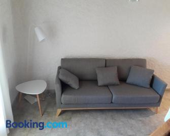 I Casetti - Porticcio - Wohnzimmer
