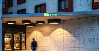 ibis Styles Barcelona City Bogatell - Barcelona - Toà nhà