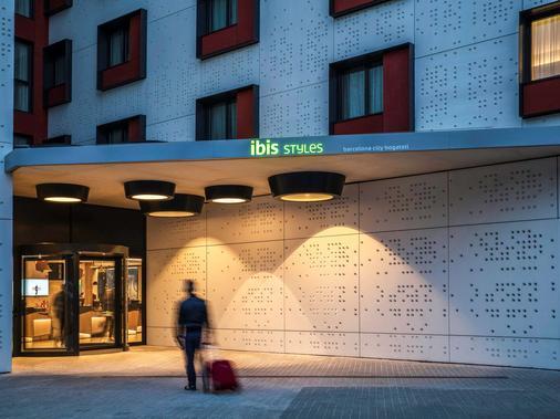 ibis Styles Barcelona City Bogatell - Barcelona - Rakennus