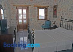 Smyros Resort - Poulithra - Bedroom