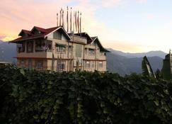 Rabdentse Residency - Pelling - Building