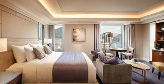 Lotte Hotel Seoul - סיאול - חדר שינה