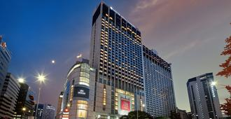 Lotte Hotel Seoul - Seoul - Gebäude