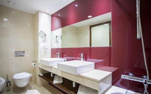 Olissippo Oriente - Lissabon - Kylpyhuone