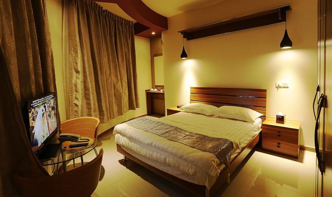 Surfview Raalhugandu - Malé - Phòng ngủ