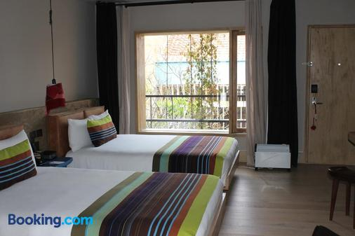 波酒店 - 聖克立斯托巴-拉斯 – 卡沙斯 - San Cristobal de las Casas - 臥室