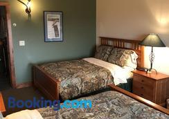 Comstock Premier Lodge - Sargent - Bedroom