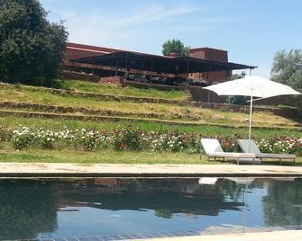 La Clé Des Huiles - Tnine Ourika - Pool
