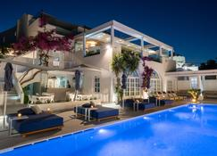 Aressana Spa Hotel and Suites - Fira - Piscine