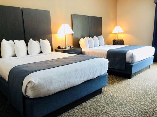 Best Western Plus Bradenton Hotel & Suites - Bradenton - Makuuhuone
