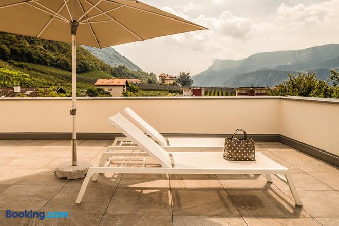 Hidalgo Suites - Postal/Burgstall - Balcony