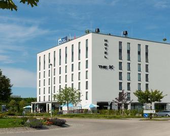 Best Western The K Munich-Unterföhring - Unterfohring - Building