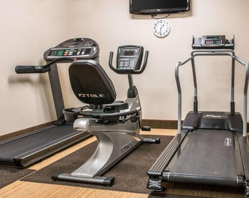 Comfort Inn & Suites and Conference Center - Mount Pleasant - Gym