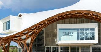 Novotel Metz Centre - Metz - Gebouw