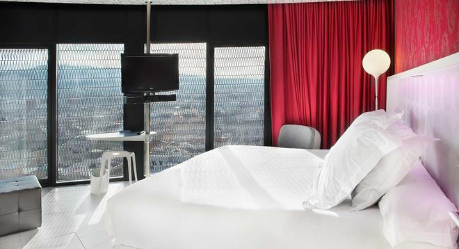 Barceló Raval - Barcelona - Phòng ngủ