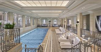 Four Seasons Hotel George V Paris - פריז - חדר רחצה