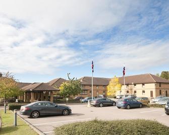 Dragonfly Hotel Peterborough - Peterborough - Gebouw