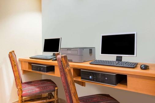 Hawthorn Suites by Wyndham Albuquerque - Albuquerque - Khu vực làm việc