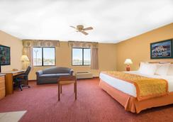 Hawthorn Suites by Wyndham Albuquerque - Albuquerque - Slaapkamer