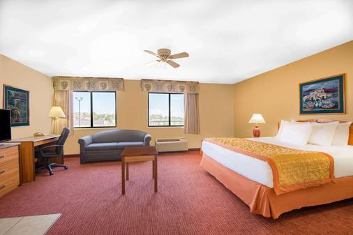 Hawthorn Suites by Wyndham Albuquerque - Albuquerque - Phòng ngủ