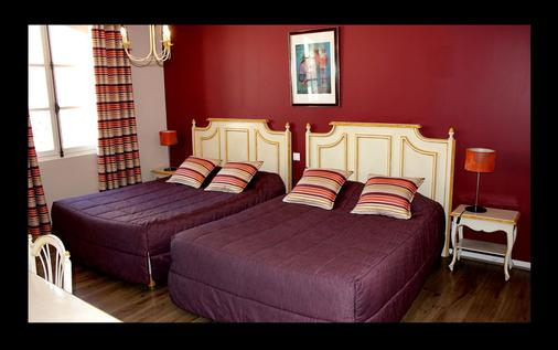 博物館酒店 - 阿爾勒 - 阿爾勒 - 臥室