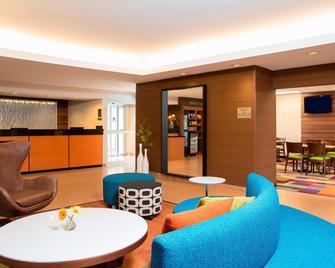 Fairfield Inn and Suites by Marriott Bloomington - Bloomington - Lobby
