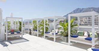 Hotel Lima - Marbella - Balkong
