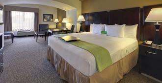 La Quinta Inn & Suites by Wyndham Memphis Wolfchase - ממפיס - חדר שינה