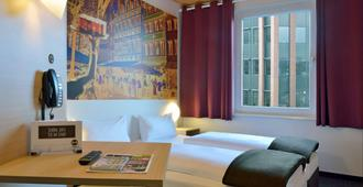 B&B Hotel Düsseldorf-City - דיסלדורף - חדר שינה