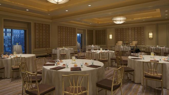The Wagner Hotel - New York - Juhlasali