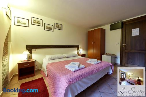 B&B La Suite - Milazzo - Bedroom