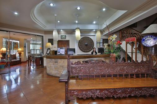 Crown Regency Residences Cebu - Cebu City - Ρεσεψιόν