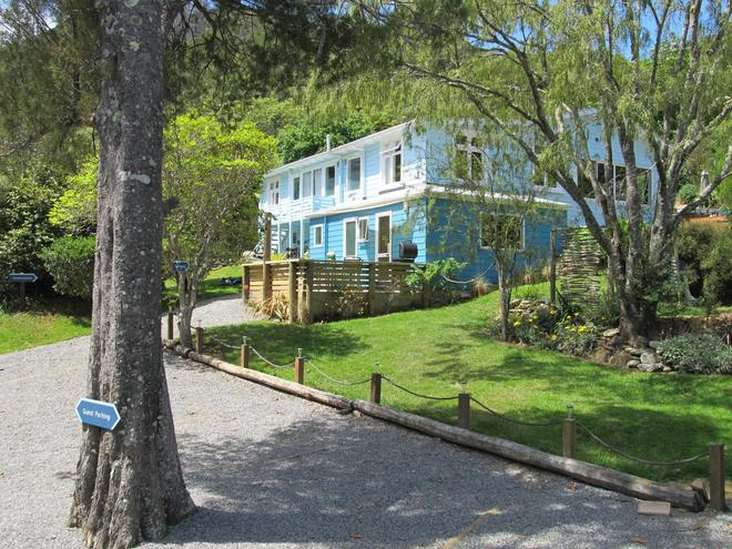 Anakiwa 401 - Picton - Toà nhà