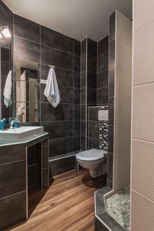 Best Western Hotel Centre Reims - Reims - Kylpyhuone