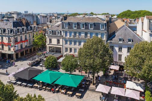 Best Western Hotel Centre Reims - Reims - Rakennus