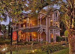 Amelia Island Williams House - Fernandina Beach - Rakennus