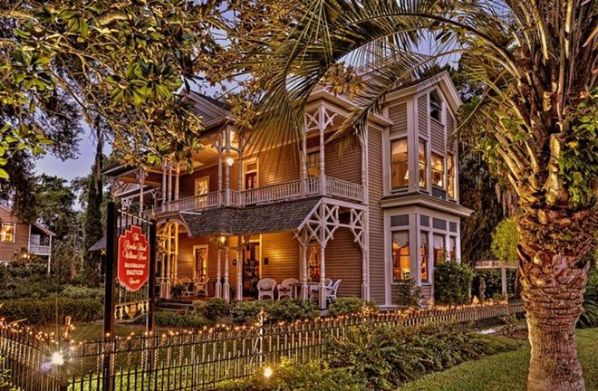 阿米利亞島威廉斯之家酒店 - 芬那迪納海灘 - 費南迪納海灘 - 建築