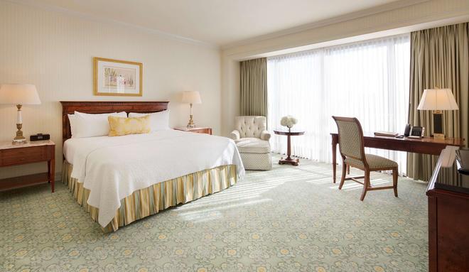 The Westgate Hotel - San Diego - Camera da letto