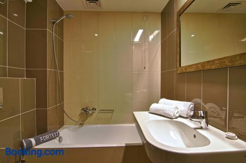 Fortezza Hotel - Rethymno - Bathroom