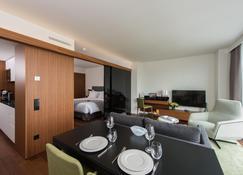 Fraser Suites Geneva - Γενεύη - Σαλόνι