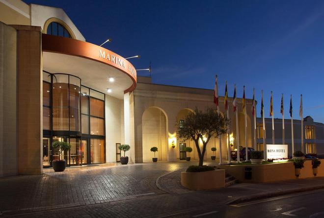 Marina Hotel Corinthia Beach Resort - St. Julian's - Rakennus