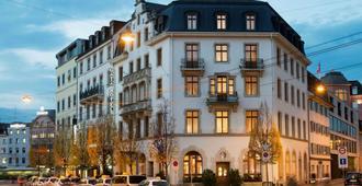 Gaia Hotel - Basel - Bygning