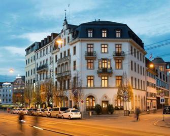 Gaia Hotel - Basilea - Edificio