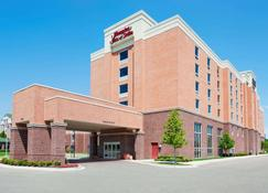 Hampton Inn and Suites-Detroit/Airport-Romulus - Romulus - Building
